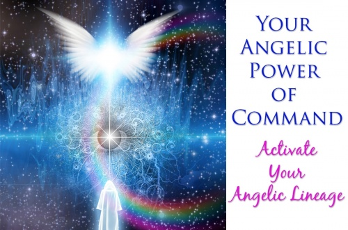 Your Angelic Power of Command