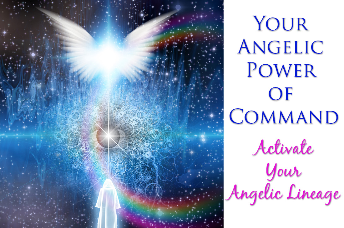 Your Angelic Power of Command, by Qala