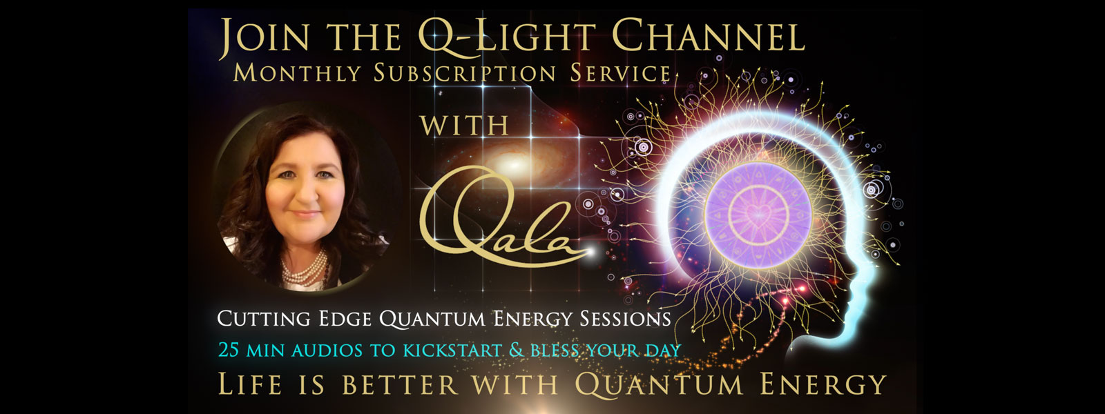 Q-Light Channel Monthly Subscription Service