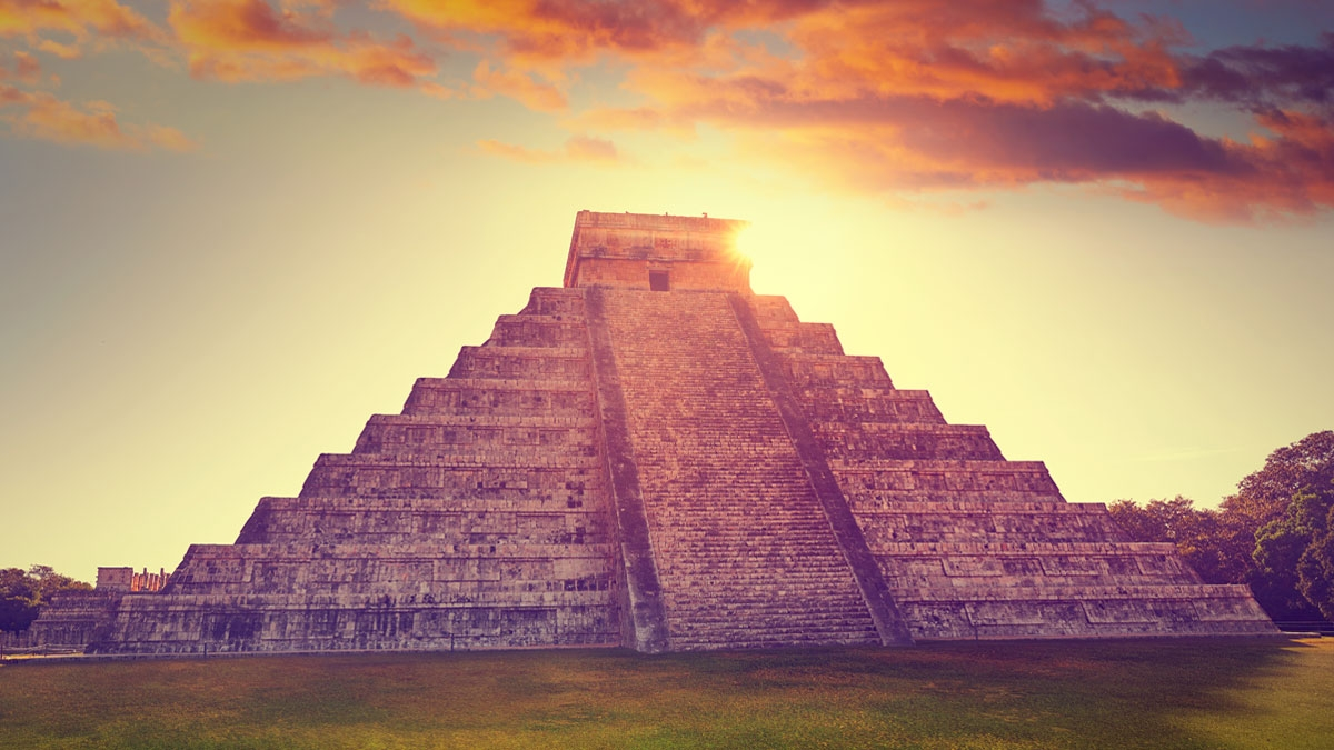 The Mother Pilgrimage of the Mexican Pyramids with Qala Sri'ama Phoenix: 11 - 23rd December 2019