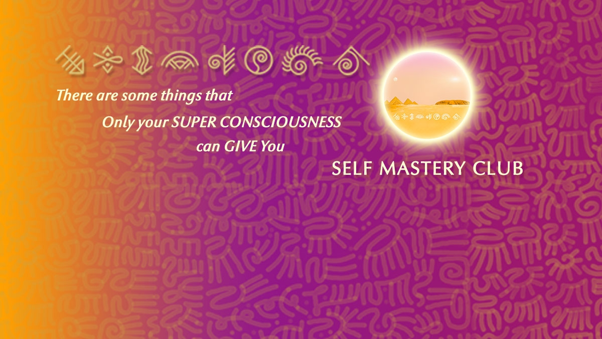 Self Mastery Club Training with Qala & The Enlightened Masters